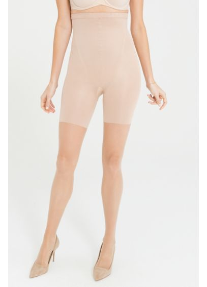 Spanx InPower Hi-Waisted Shaping Sheers Pantyhose - Wedding Accessories