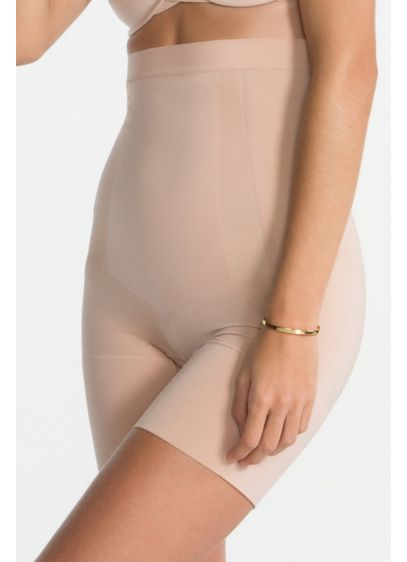 Spanx OnCore High-Waisted Shorts - Wedding Accessories