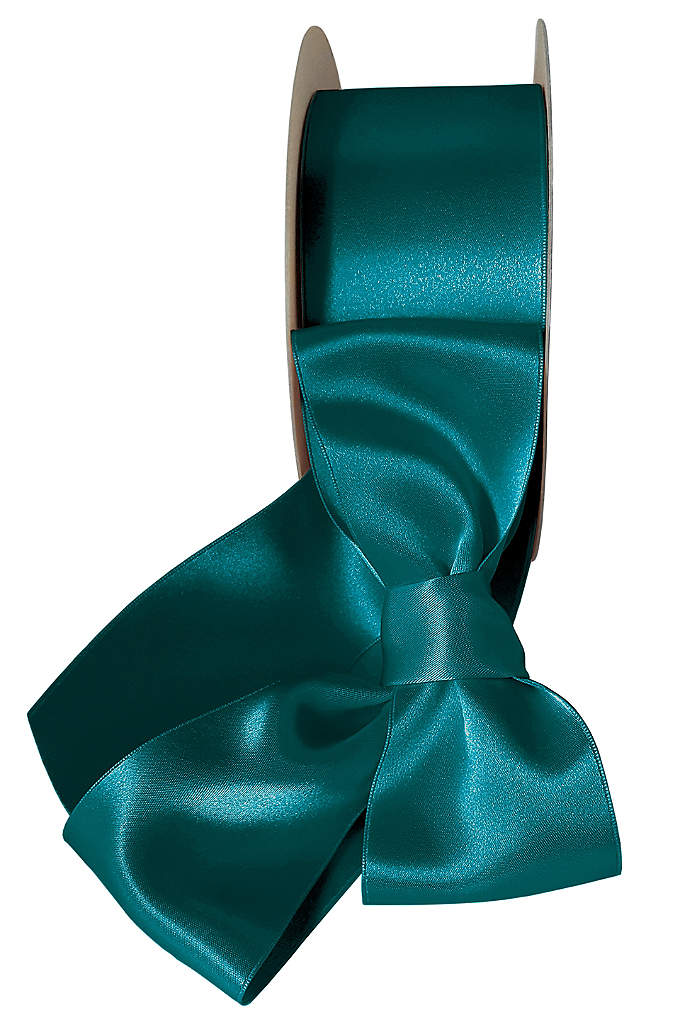 2 1/4 Inch Double-Faced Satin Ribbon - With so much versatility, these ribbon spools are