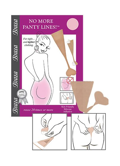 No More Panty Lines - Wedding Accessories