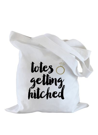 Totes Getting Hitched Tote Bag - Wedding Gifts & Decorations