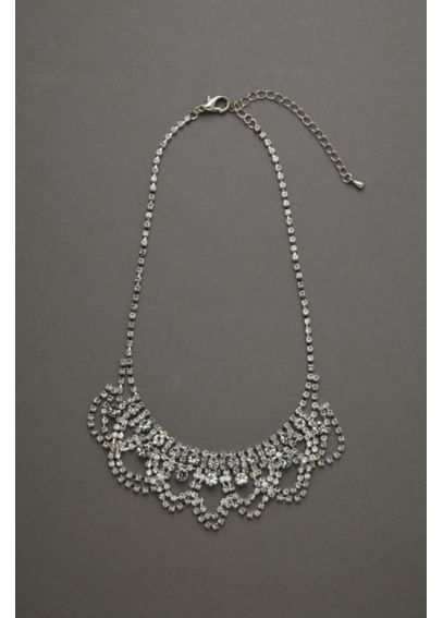 Bold Crystal Necklace TL1388