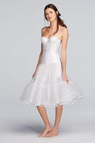 Crinolina Para Vestido Midi