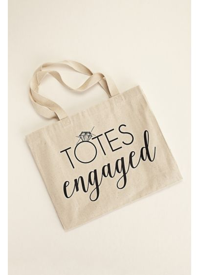 Totes Engaged Tote Bag - Wedding Gifts & Decorations