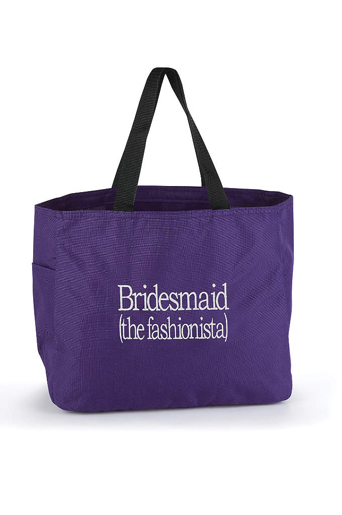 DB Exclusive Personalized Tote Bags - Pick your tote bag color and have fun