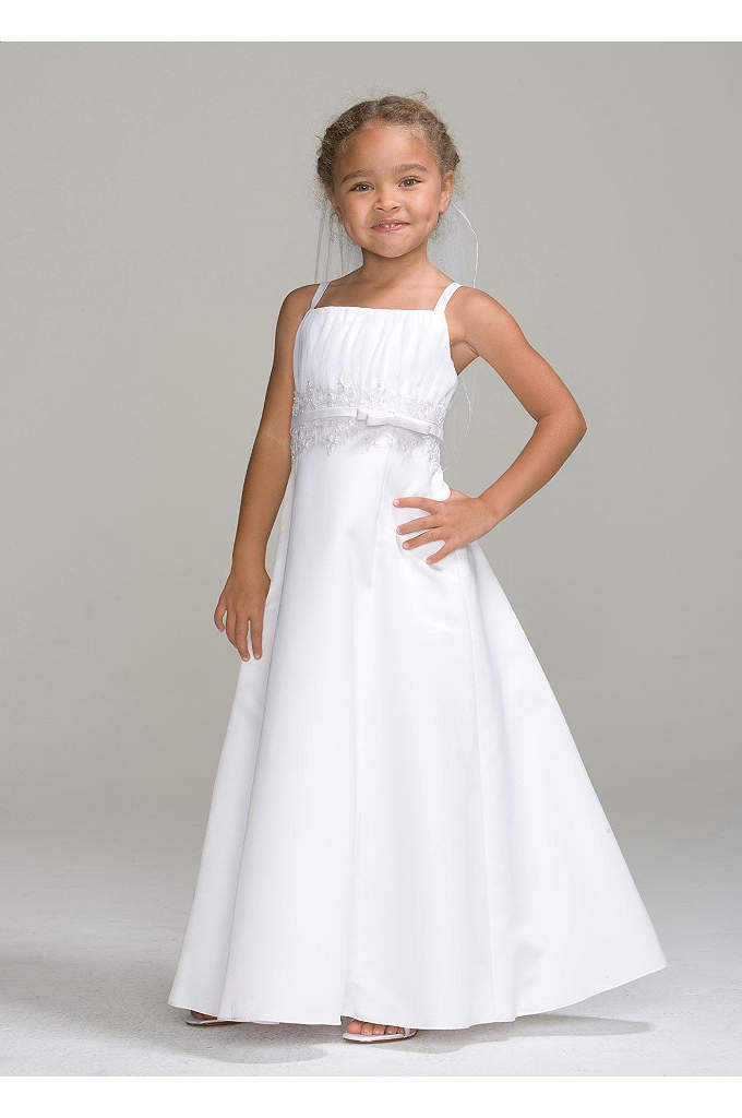 Discount & Cheap Flower Girl Dresses | David's Bridal