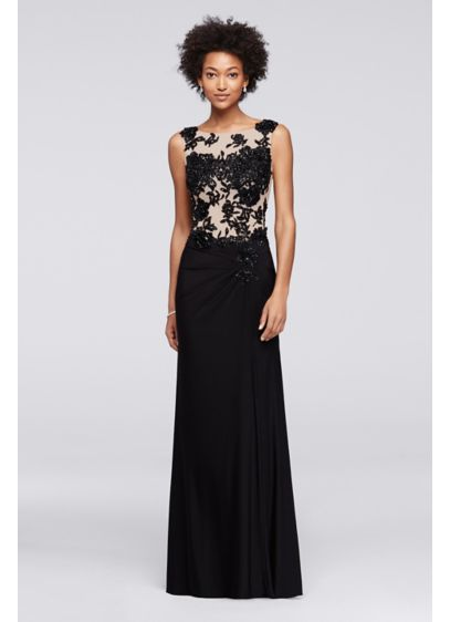 Long Sheath Tank Military Ball Dress - Viola Chan