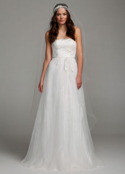 Melissa Sweet Cathedral Veil with Headband VMS251062
