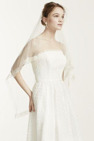 Silk Tulle Wedding Dress