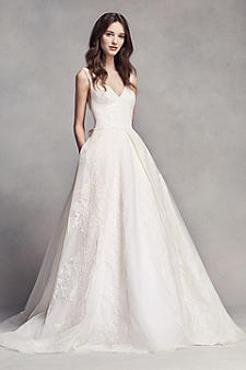 Wedding Dress Style VW351318 by White by Vera Wang