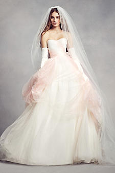 Wedding Dress Style VW351322 by White by Vera Wang