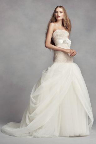 Vera Wang Trumpet Wedding Dresses Fashion Dresses