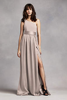 David S Bridal Purple Bridesmaid Dresses Wedding Gallery