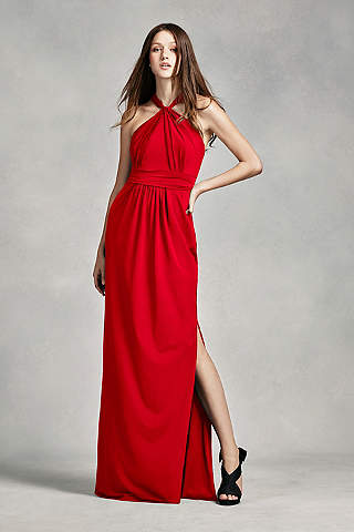 Red Bridesmaid Dresses | David's Bridal