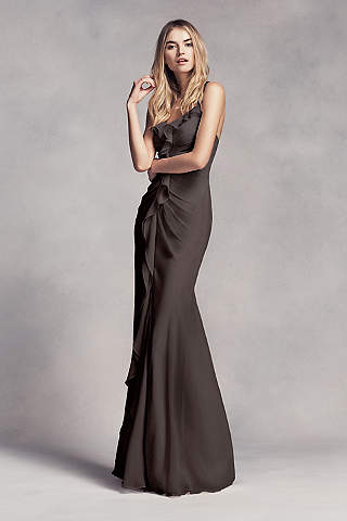 Vestido Largo Para Dama Con Ondas