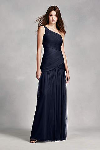 Navy Blue Bridesmaid Dresses You'll Love | David's Bridal