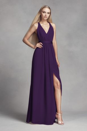 Long Chiffon Dresses 0hZOxf1G