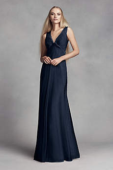 Blue Bridesmaid Dresses: Pale & Dark Blue | David's Bridal