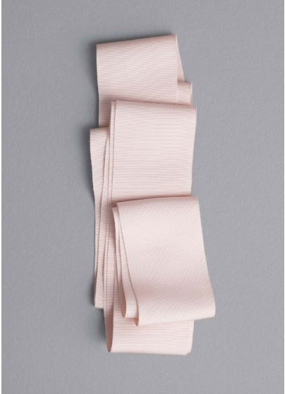 Grosgrain Ribbon Sash - Wedding Accessories