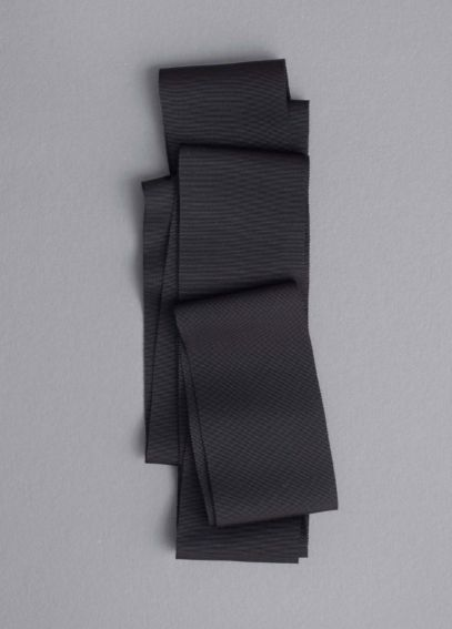 Grosgrain Ribbon Sash VW370044