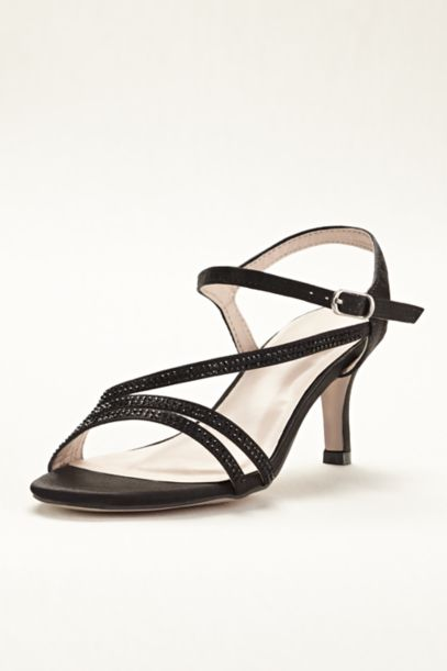 Strappy Sandals Low Heel
