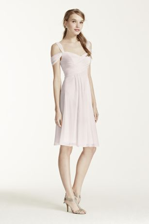 Short Mesh Dresses