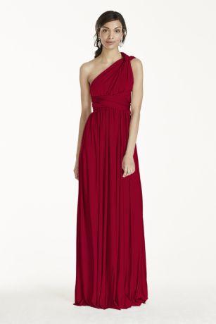 Red Wedding Dresses Gowns Davids Bridal