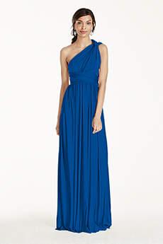 Royal Blue Bridesmaid Dresses: Short & Long | David's Bridal