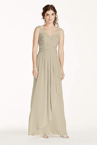 Champagne Colored Bridesmaid Dresses | David's Bridal