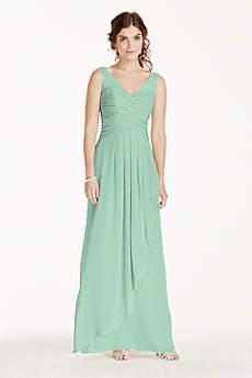 Mint Green Bridesmaid Dresses & Gowns | David's Bridal