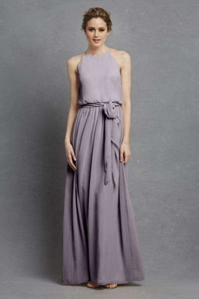 Alana Chiffon Bridesmaid Dress | David's Bridal