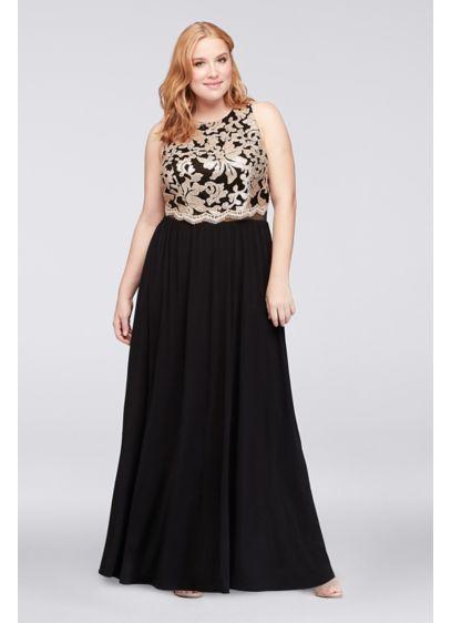 Long A-Line Tank Formal Dresses Dress - Speechless