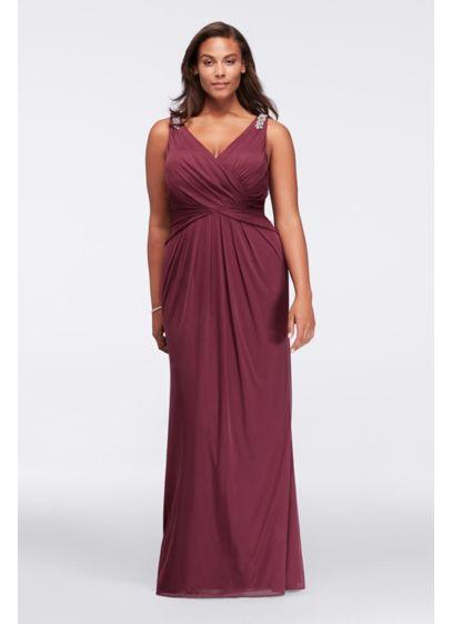 Long A-Line Tank Formal Dresses Dress - David's Bridal