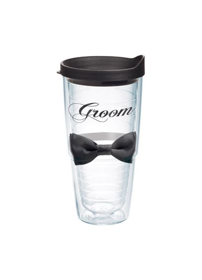 Tervis Groom Bowtier 24oz  Tumbler - Wedding Gifts & Decorations