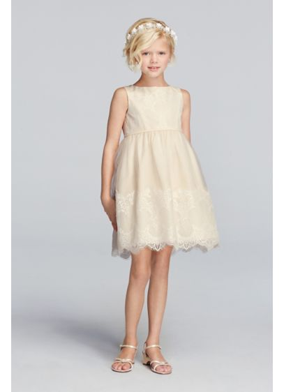 Short Ballgown Short Sleeves Dress - David's Bridal
