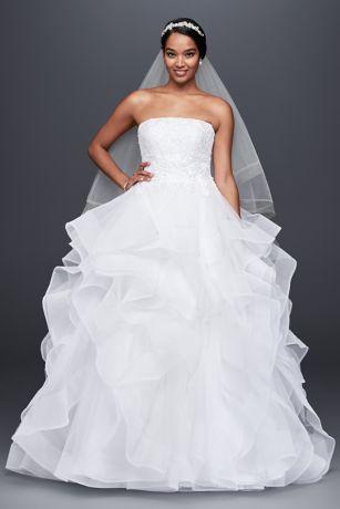 Wedding dresses sweetheart neckline princess bling cupcakes