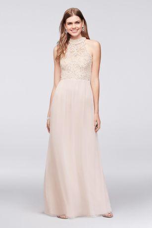 Prom Chiffon Dress