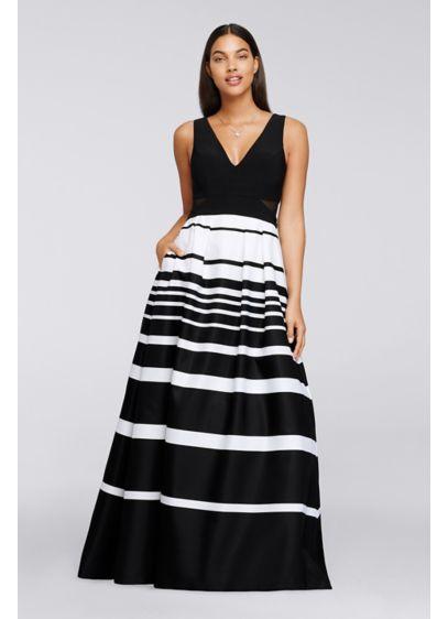 Long Ballgown Tank Formal Dresses Dress - Xscape