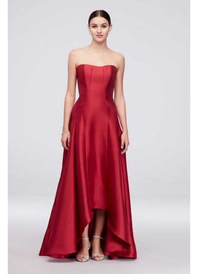 High Low Ballgown Wedding Dress - Truly Zac Posen
