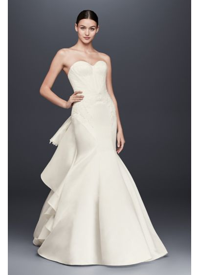 Long 0 Modern Chic Wedding Dress - Truly Zac Posen