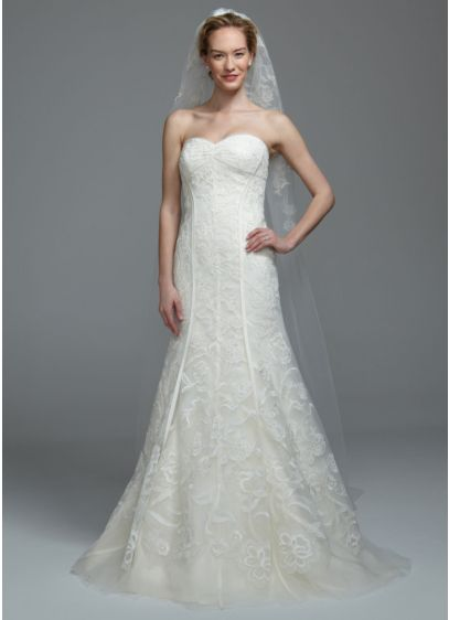 Wedding Dress - Truly Zac Posen