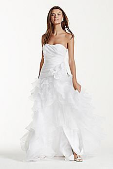 Discount Wedding Dresses: Wedding Dress Sale   David's Bridal - photo #18