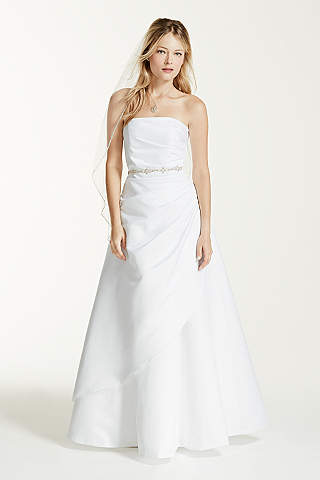 Cheap Wedding Dresses & Gowns Under $100 | David's Bridal