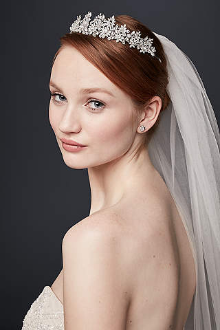 Tiaras - Bridal, Wedding & Birthday Tiaras   David\'s Bridal