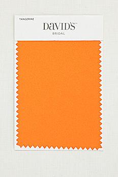 Tangerine Fabric Swatch ESWATCHTANGERINE