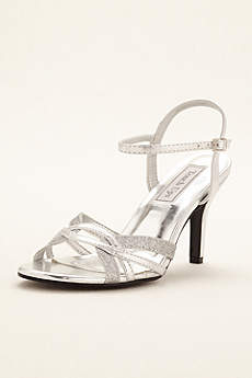 Touch Ups Grey Sandals (Taryn Strappy Sandal by Touch Ups)