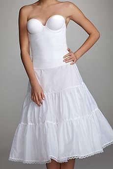 Tea Length Bridal Slip