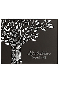 Personalized Family Tree Chalkboard Sign TR-2140-7