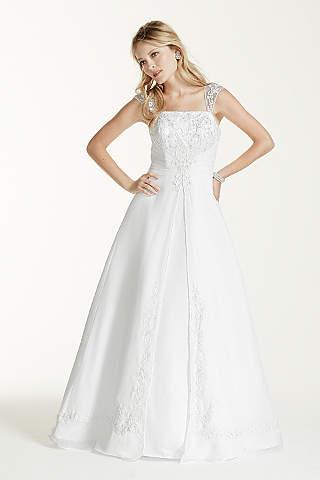 Cap Sleeve Wedding Dresses &amp- Bridal Gowns - David&-39-s Bridal