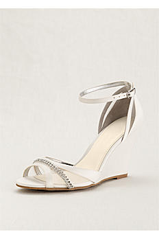 Touch of Nina Ankle Strap Wedge Sandals VANDI